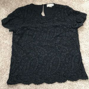 Michael Kors Lace Top